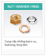 NUT/WASHER/RING