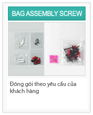 BAG ASSEMBLY SCREW